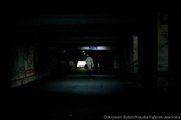 Podziemne przejście na Szombierki