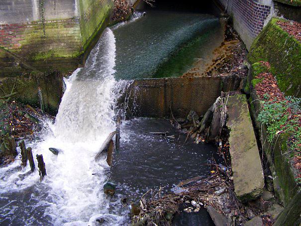 Wodospad na Bytomce