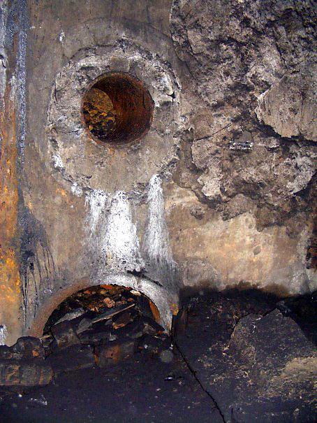 Stara instalacja wodociągowa