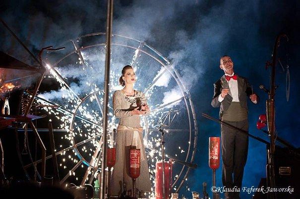 Teatromania 2013 - Hutnicza Symfonia