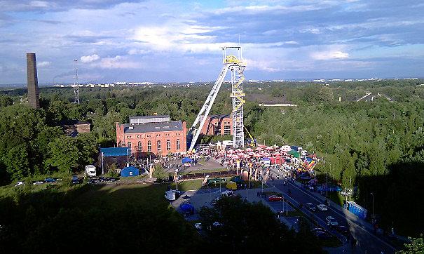 Industriada 2014 - Siemianowice Śląskie, Park Tradycji