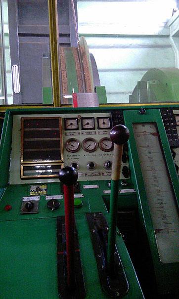 Industriada 2014 - Bytom, Szyb Ewa, maszynownia