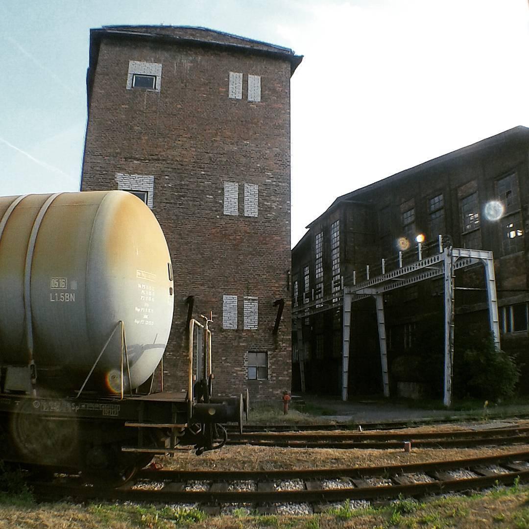 Chorzów, dawne zakłady azotowe