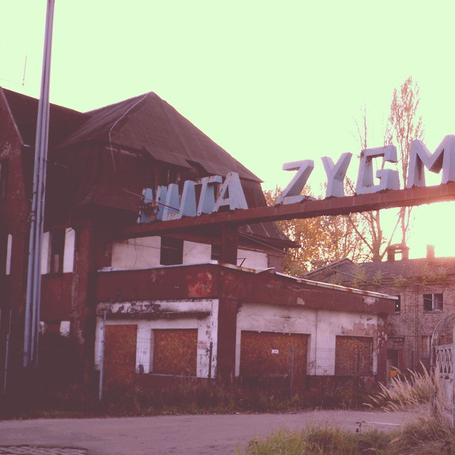 Bytom, Huta Zygmunt