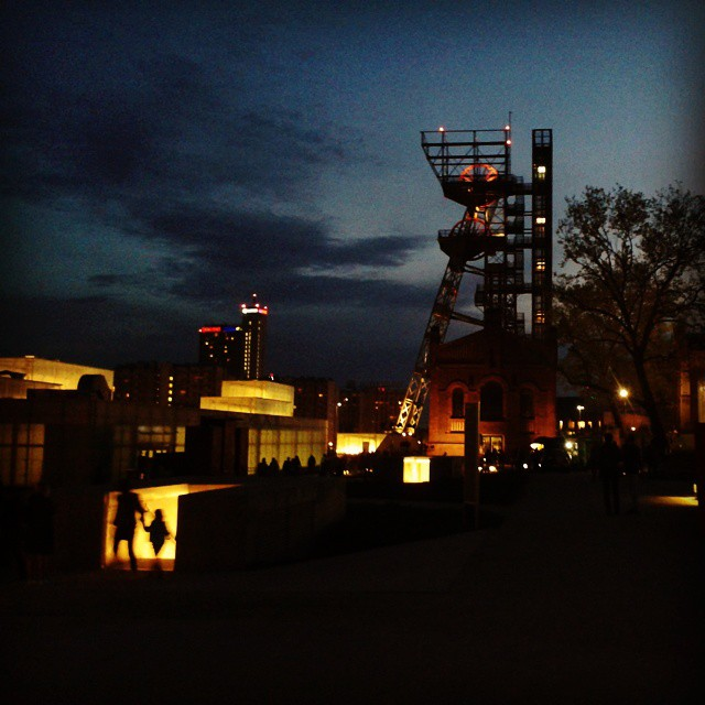 Katowice, nowa siedziba Muzeum Śląskiego