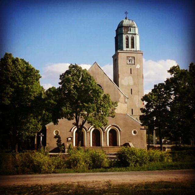 Bytom, kościół pw. św. Józefa Robotnika