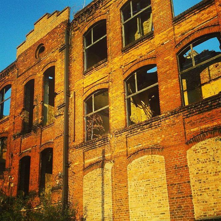 Bytom, Rozbark, stara szkoła