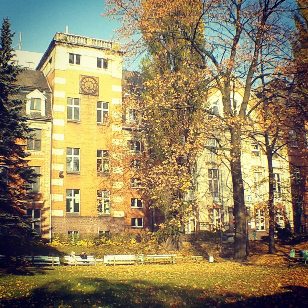 Bytom, Szpital Wojewódzki nr 4 przy al. Legionów (dawny Dom Kalek)