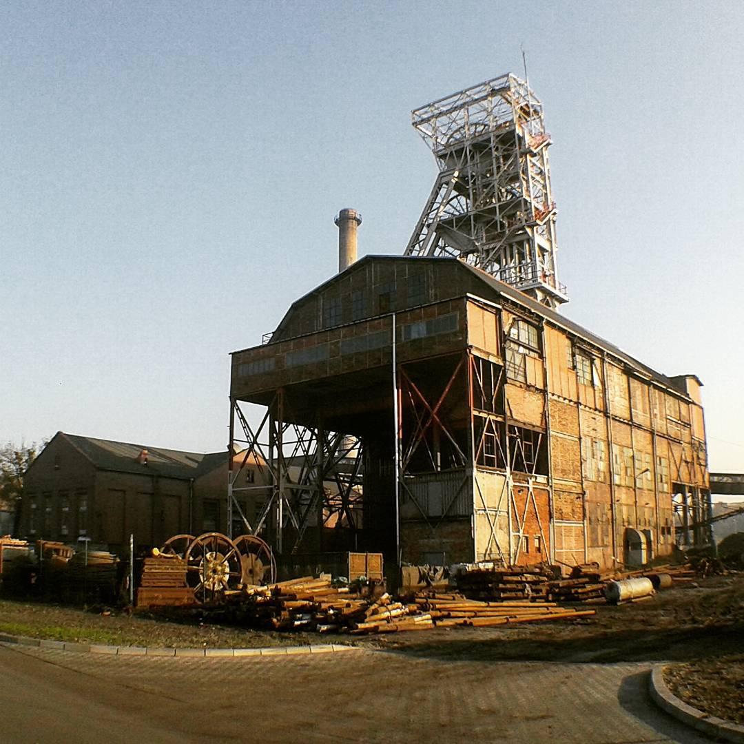 Bytom, kopalnia Powstańców Śląskich