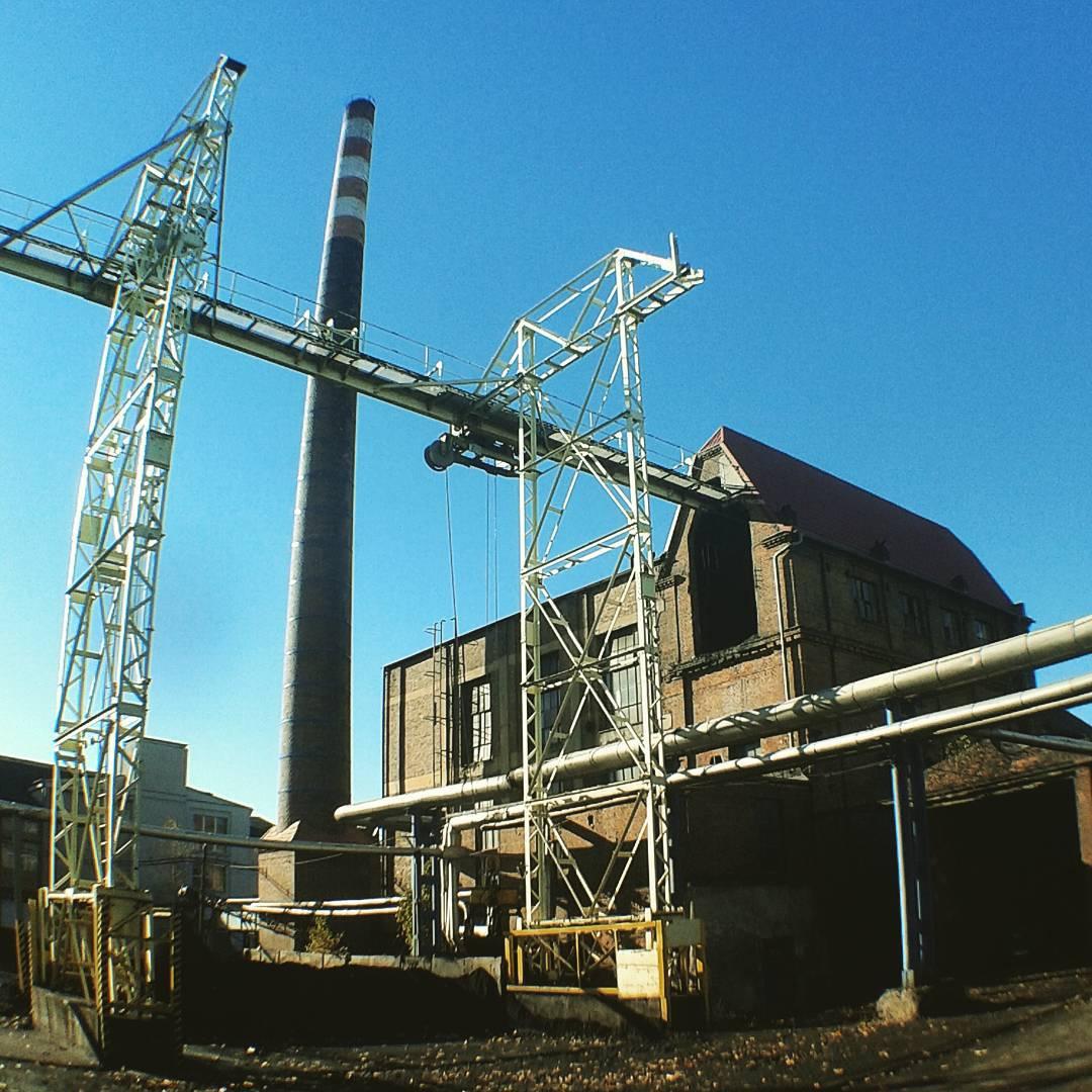 Bytom, Rozbark - Zakłady Górniczo-Hutnicze Orzeł Biały