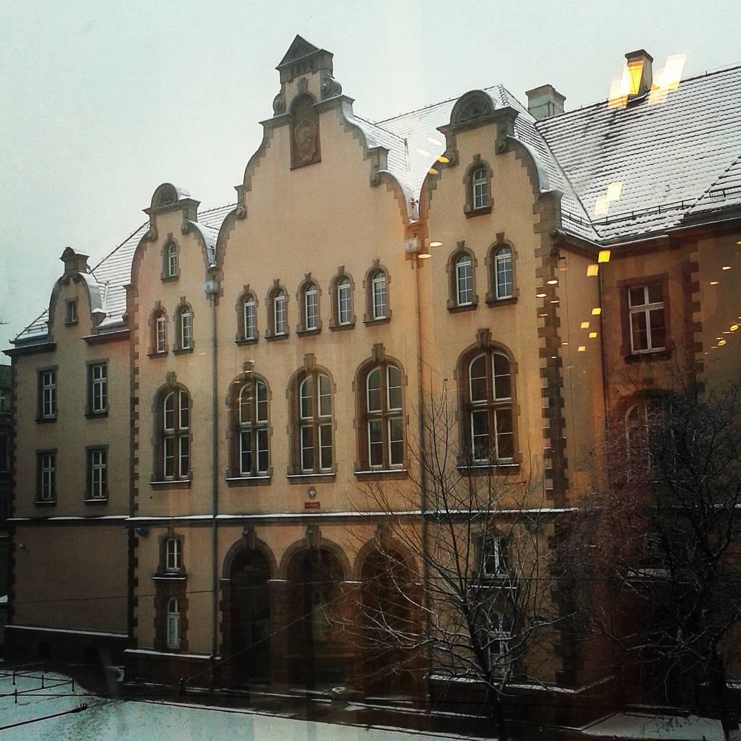 Bytom, budynek sądu