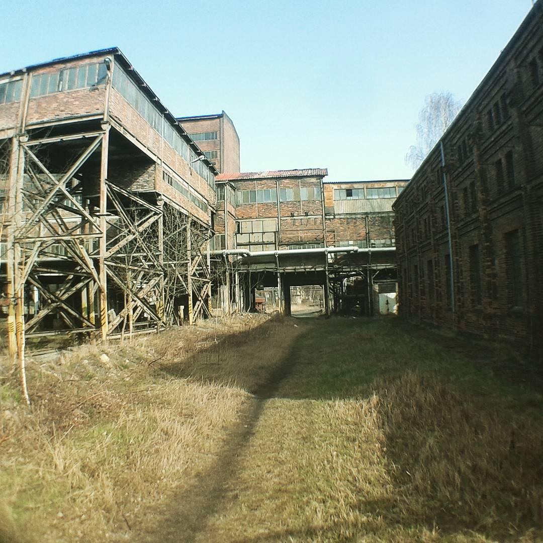 Bytom, kopalnia Centrum