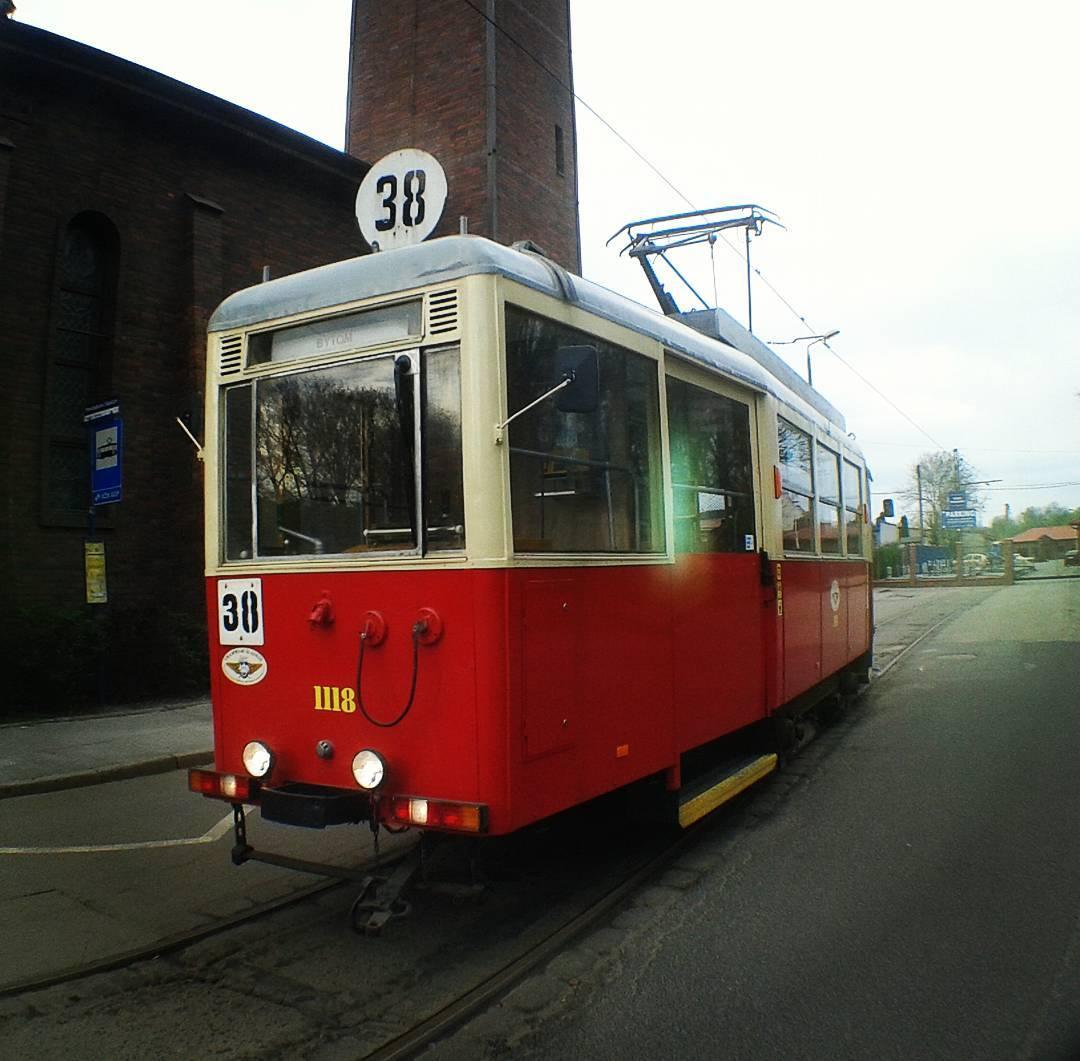 Bytom, Tramwaj 38