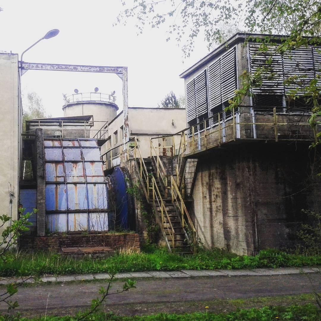 Bytom, Miechowice, szyb kopalni