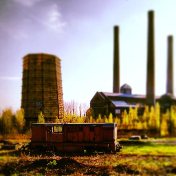 Elektrociepłownia Szombierki w Bytomiu