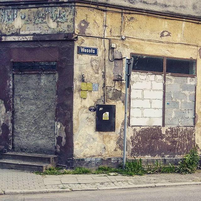 Bytom, ul. Wesoła
