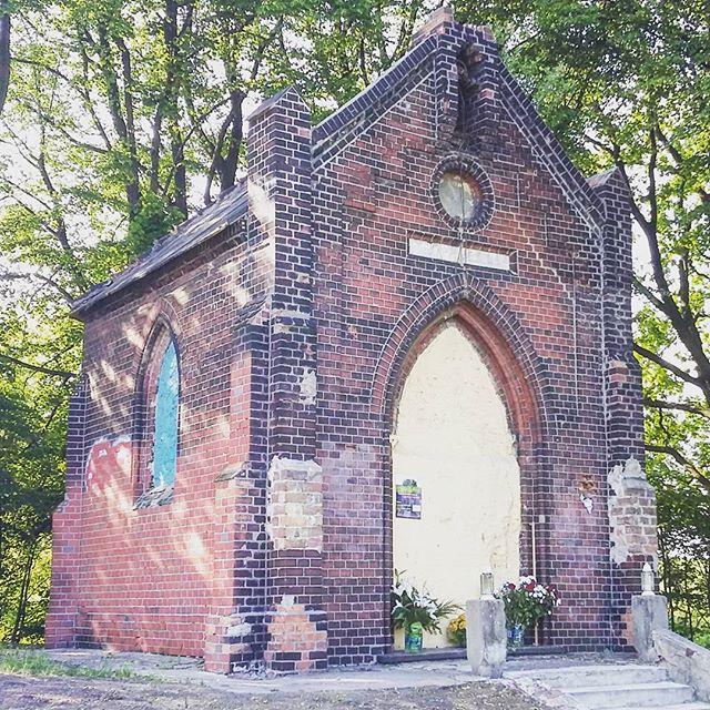 Piekary Śląskie, kapliczka Maria Hilf