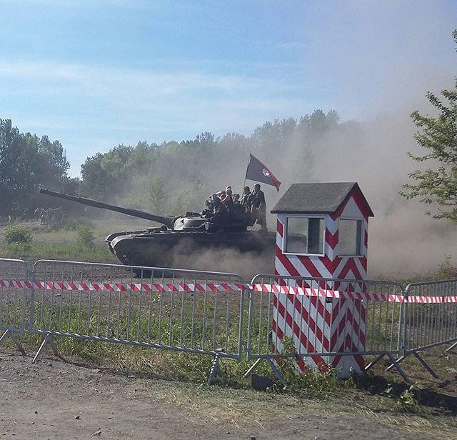 Bytom, Zlot Pojazdów Militarnych