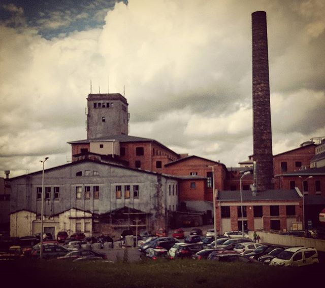 Katowice, Bogucice, Fabryka porcelany