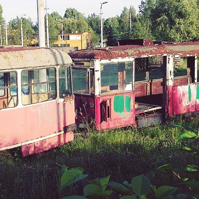 Chorzów, Zajezdnia tramwajowa