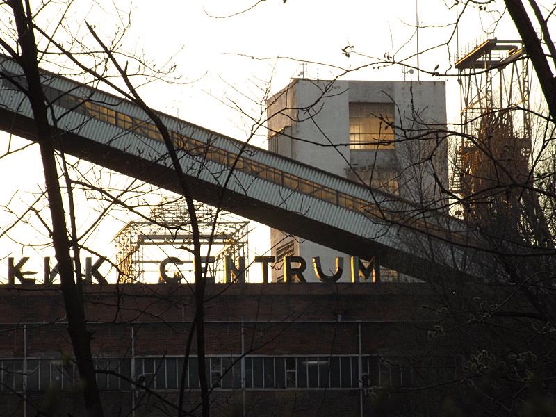 Kopalnia Bobrek-Centrum w Bytomiu