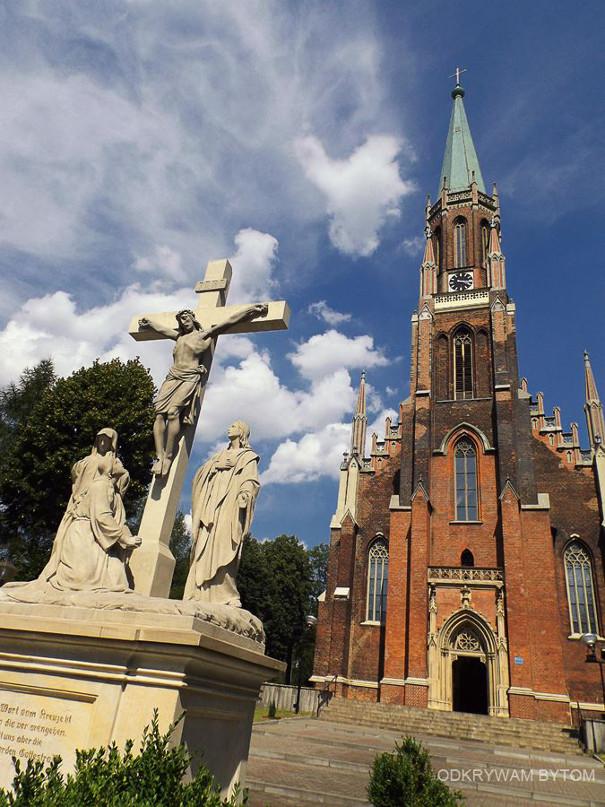 Kościół pw. Krzyża Świętego w Miechowicach, Bytom