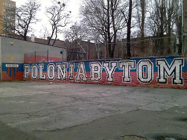 Graffiti, Bytom, Rozbark, Kochanowskiego, SP nr 6