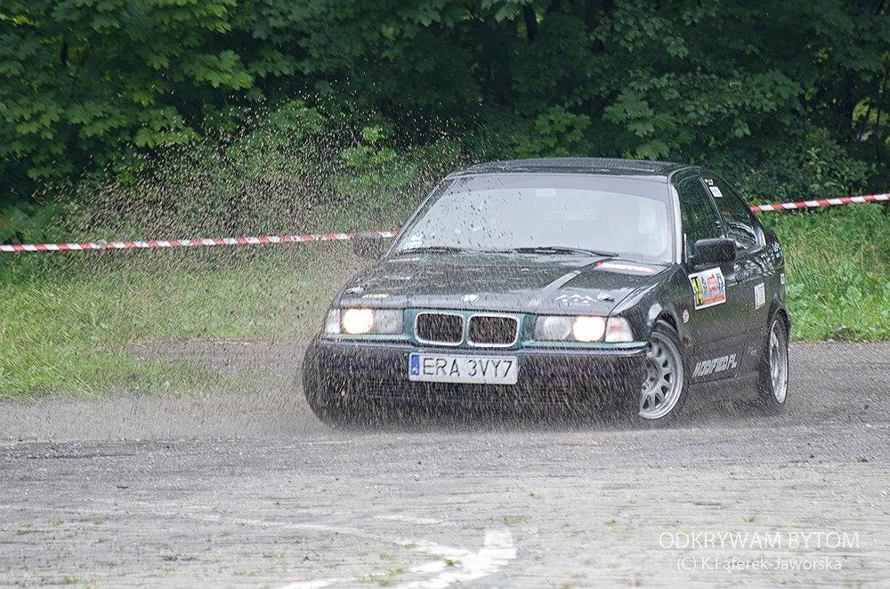 Szombierki Rally Sprint 2015