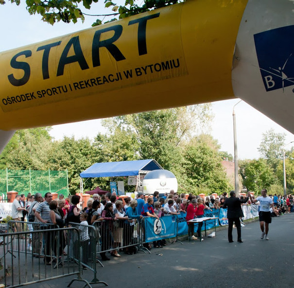 Bytom, III Półmaraton Bytomski