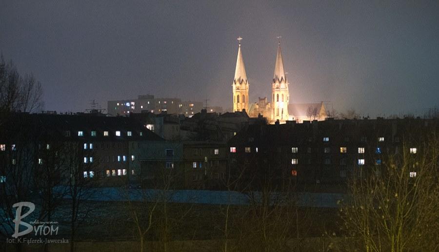 Bytom, panorama Karb