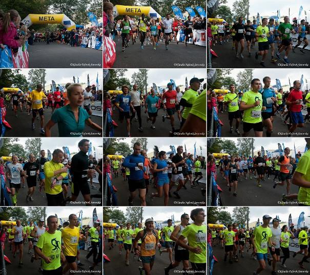 Galeria zdjęć V Półmaratonu Bytomskiego