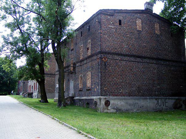 Kolonia Zgorzelec - budynki