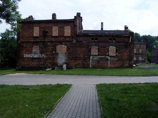 Kolonia Zgorzelec - dawna pralnia, magiel i piekarnia
