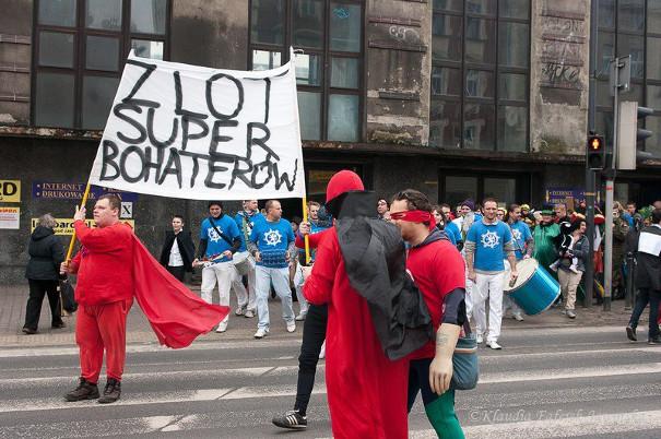 Bytom, Zlot Superbohaterów 2013